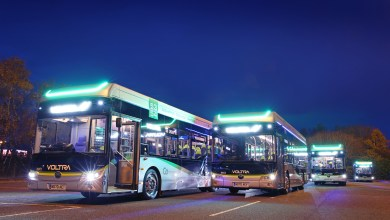 "Photo of New electric bus fleet will ""reduce Gateshead's reliance"" on fossil fuels"