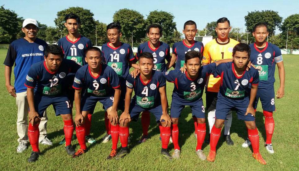 MBU Sukses Bekuk Mitra Surabaya