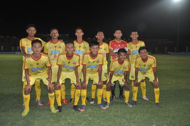 Bhayangkara U-15 melaju ke final Liga U-15 Relaxa Asprov PSSI Jatim 2017