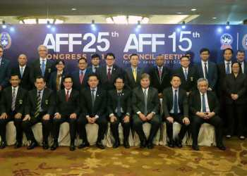 Kongres dan Council Meeting AFF