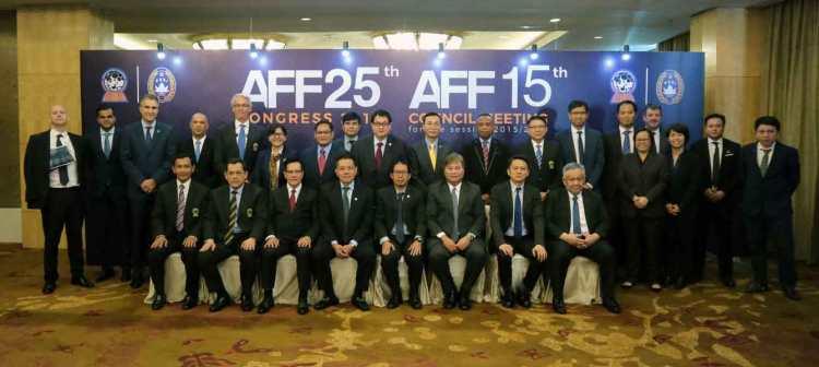 Kongres dan Council Meeting AFF