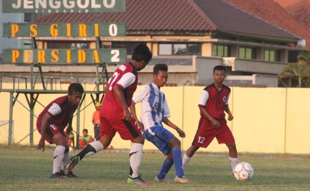 Persida Sementara Pimpin Klasemen Grup C Piala Soeratin U-17