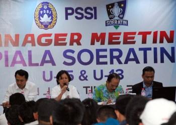 PSSI Jatim Segera Gulirkan Kompetisi U-15 dan U-13