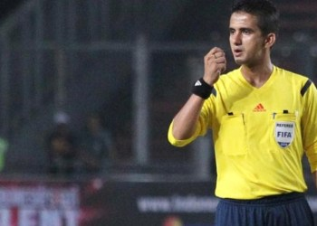 Wasit Terbaik Indonesia Pimpin Leg II Final Liga 3
