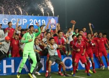 Indonesia Jawara Piala AFF U-22 2019