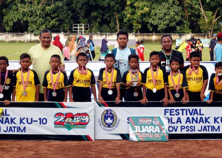 PSSI Jatim Gelar Festival Sepakbola KU-10
