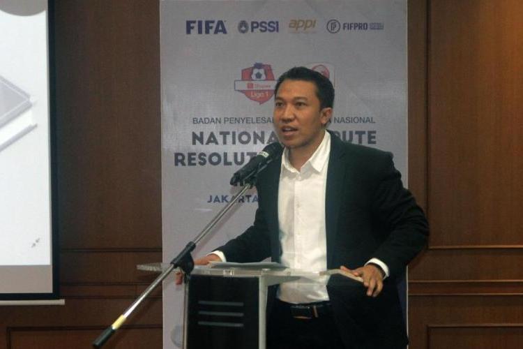 Keberadaan NDRC Akan Tingkatkan Kualitas Sepakbola Indonesia