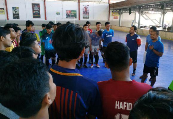 Seleksi Futsal Jatim Diikuti 154 Pemain