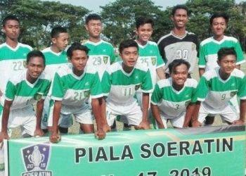 Persebaya U-17 Libas Maestro FC