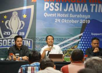 PSSI Jatim Segera Gelar Piala Soeratin U-15, U-13 dan Piala Pertiwi