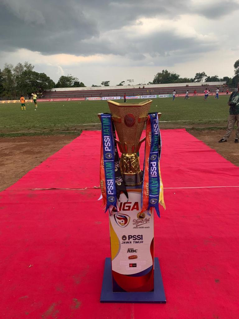 Tumbangkan Perseta, PSG Juara Liga 3 Kapal Api PSSI Jatim 2019
