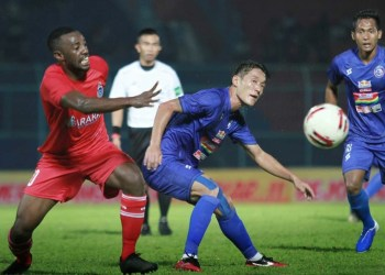 Singo Edan Terkam Sabah FA