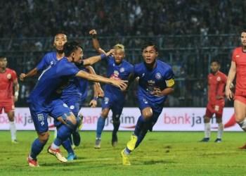 Kekuatan Arema FC Tereduksi di Semifinal