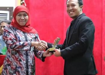 SIWO PWI Pilih Amir sebagai Tokoh Peduli Olahraga Jawa Timur