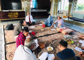 Rapat Perdana Exco PSSI Jatim Bahas Agenda Tahunan