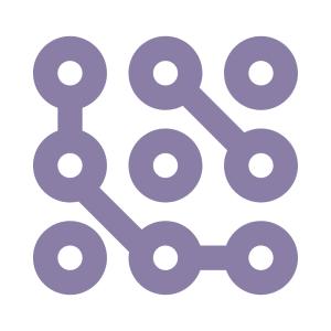 Psswrd logo dots