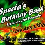 specta's b'day bash 1
