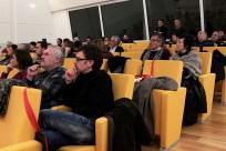 apresentação pública em Santiago de Compostela