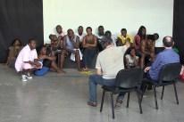 oficina de interpretação de Luanda