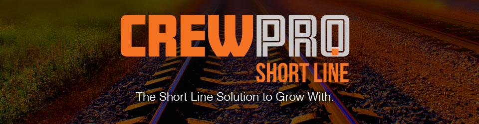 CrewPro Short Line Crew Management