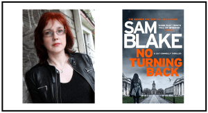 Sam Blake, author