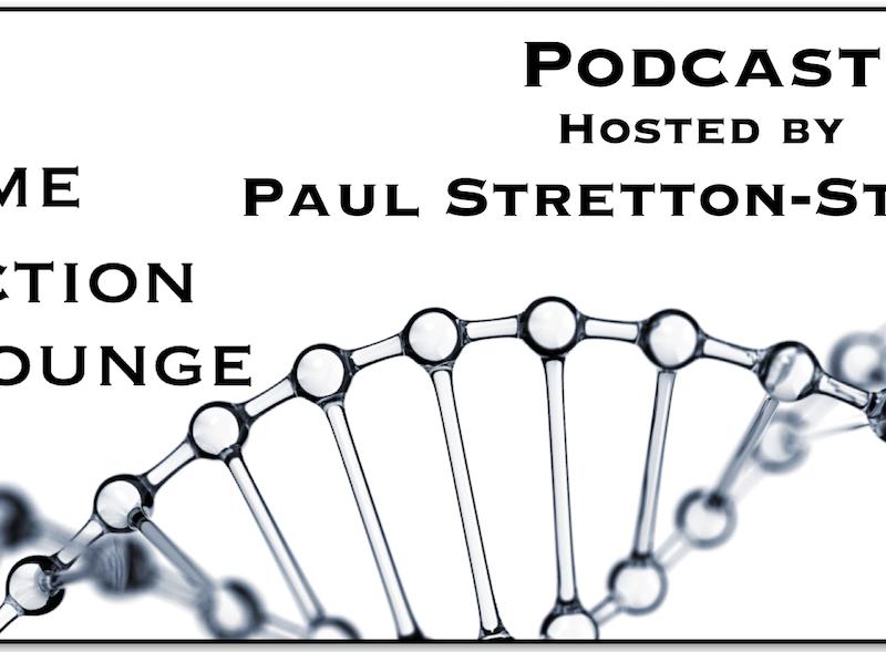 Paul Stretton-Stephens' Podcast The Crime Fiction Lounge
