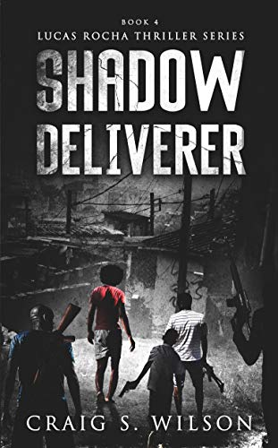 Shadow Deliverer by Criag S Wilson