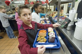 FLORIDA SCHOOLS REQUIRE PALM SCAN TO PURCHASE LUNCH (2/2)