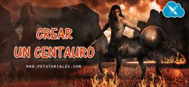 Cómo crear un centauro Photoshop Manipulation