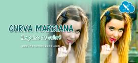 Curva Marciana en Photoshop