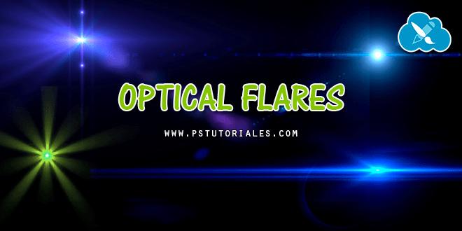 Optical Flares para Photoshop