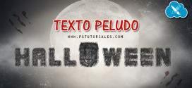 Texto peludo Photoshop Tutorial