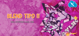 Blend Tipo 11 Photoshop Tutorial