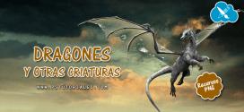 Dragones, bestias y otras criaturas en PNG