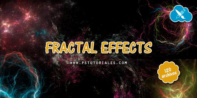 Efectos fractales para Photoshop