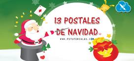 13 postales de Navidad