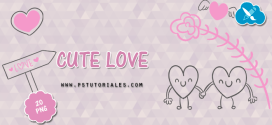 20 PNG Cute Love