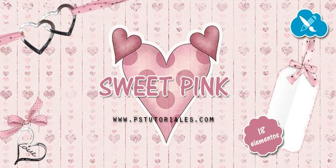 Scrap Kit Sweet Pink