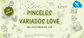 178 pinceles variados de amor