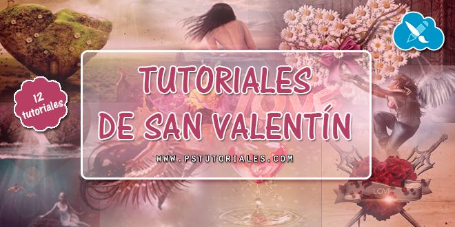 Tutoriales de Photoshop – Especial San Valentín