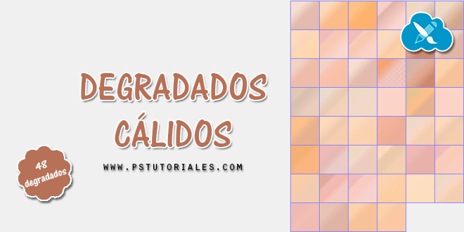 Degradados cálidos