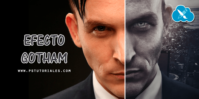 Efecto Gotham Photoshop Tutorial