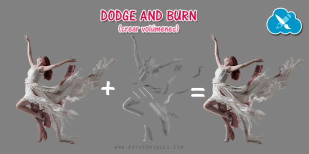 Dodge and Burn Photoshop
