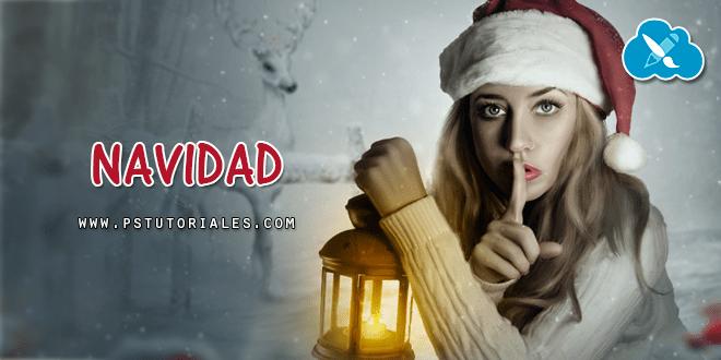 Navidad Photoshop Manipulation