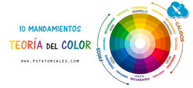 Teoría del color: 10 reglas imprescindibles