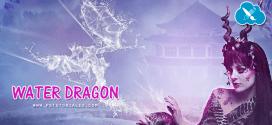 Water Dragon Photoshop Manipulation
