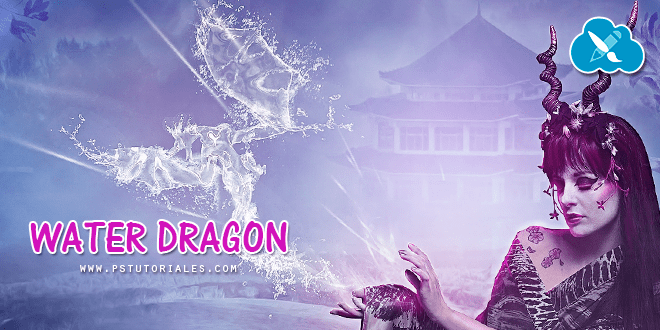 Water Dragon Photoshop Manipulation