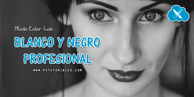 Blanco y negro profesional con Color Lab