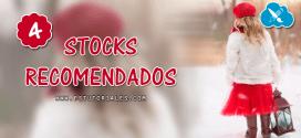 Stocks recomendados 4