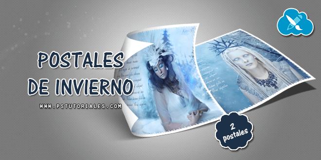 Tarjetas postales de invierno, especial Navidad